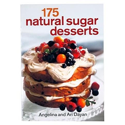 Garaj Kitap 175 Natural Sugar Desserts Renkli